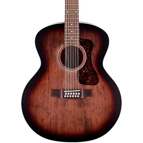 Guild F-2512E Jumbo 12-String Acoustic-Electric Guitar thumbnail