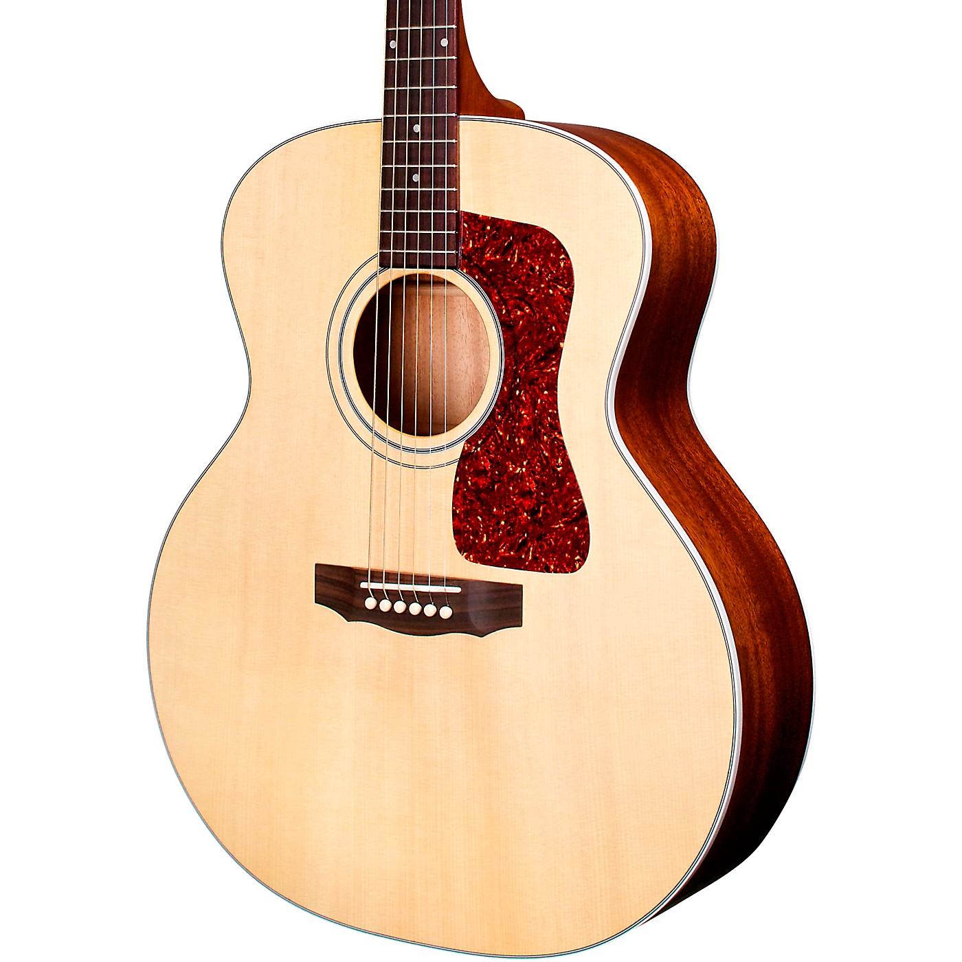 Guild F-40E Natural Acoustic-Electric Guitar thumbnail