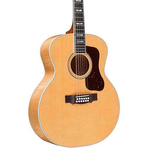 Guild F-512 Maple Jumbo 12-String Acoustic Guitar thumbnail