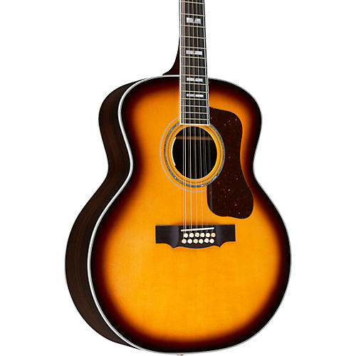 Guild F-512E Jumbo Acoustic-Electric Guitar thumbnail