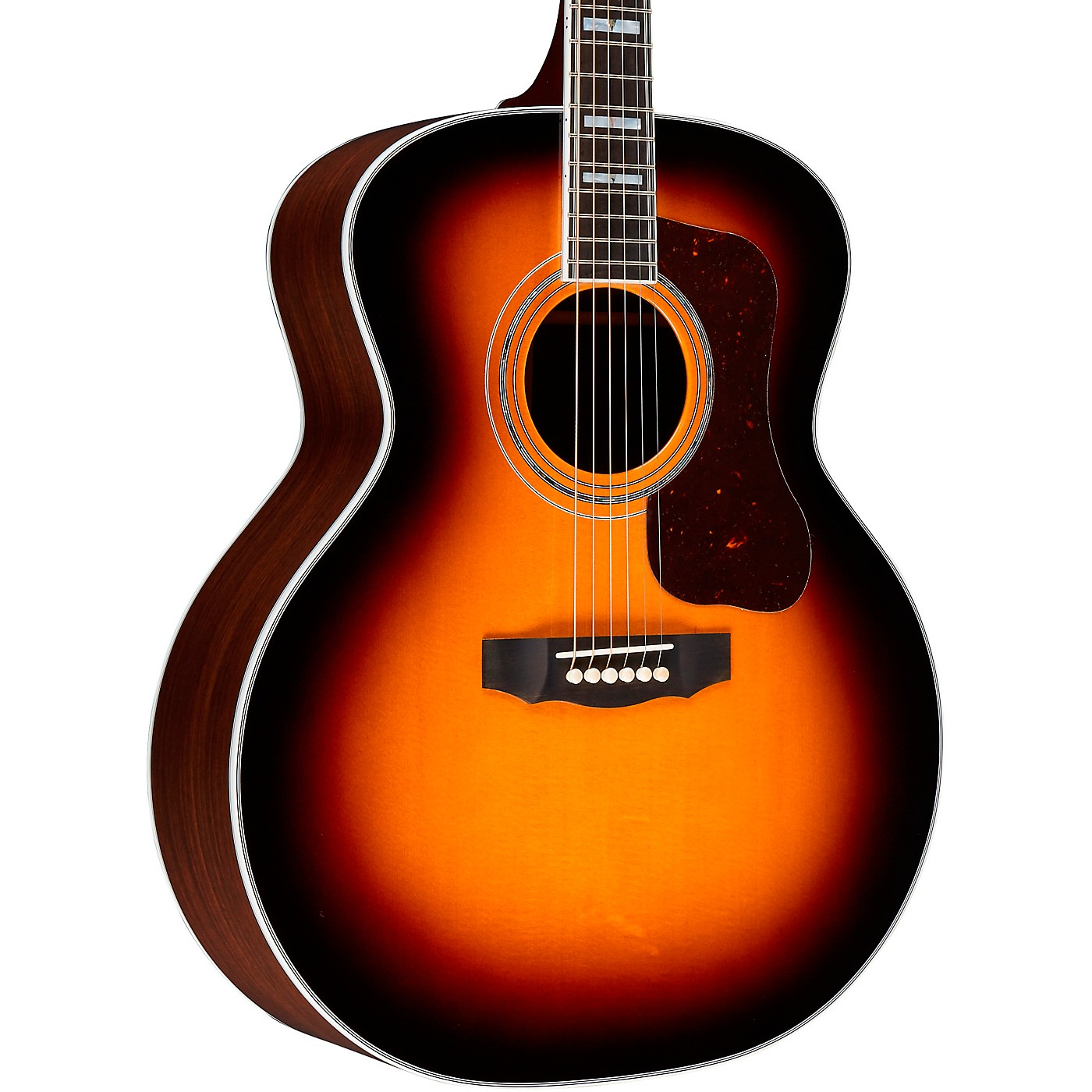 Guild F-55 ATB Jumbo Acoustic Guitar thumbnail