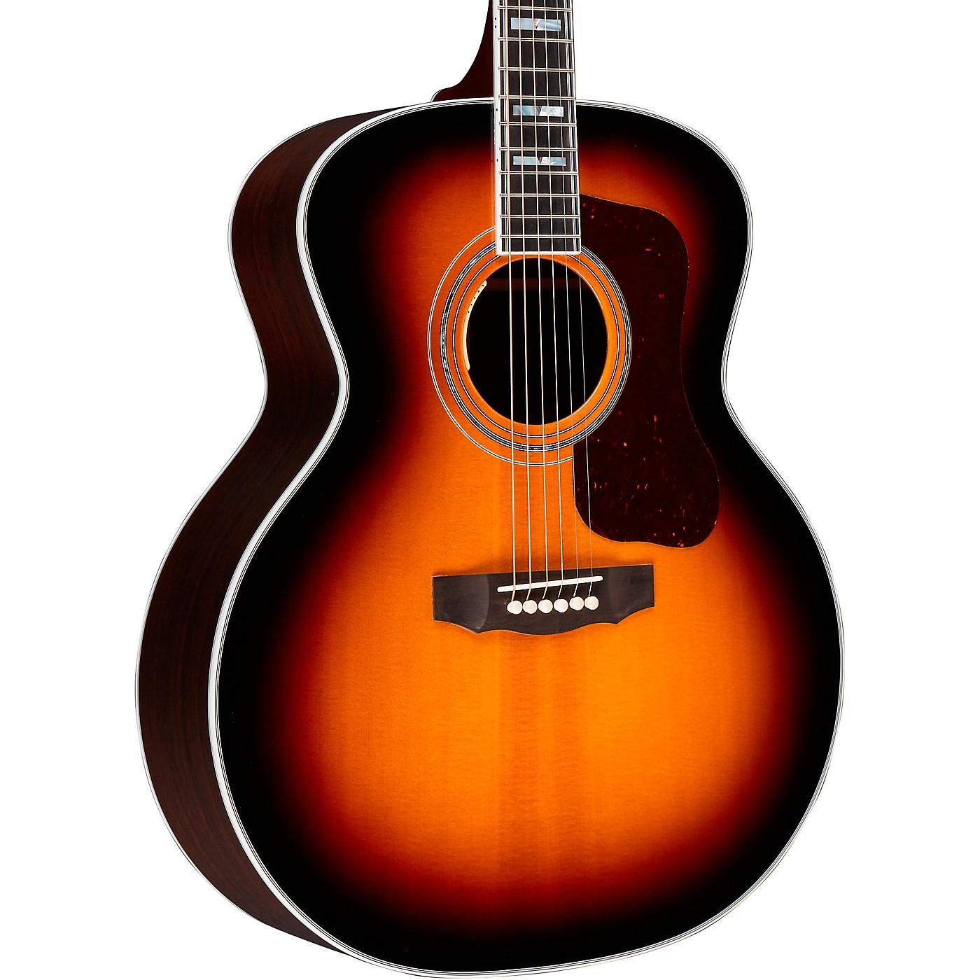 Guild F-55E Jumbo Acoustic-Electric Guitar thumbnail