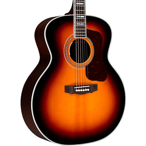 Guild F-55E Jumbo Acoustic-Electric Guitar thumbnail