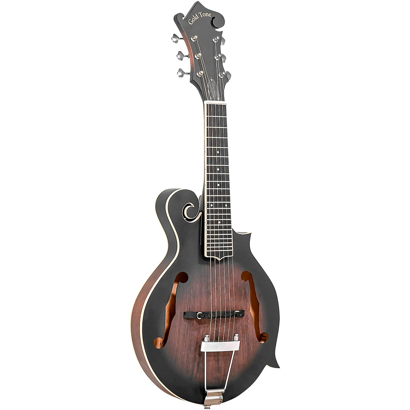 Gold Tone F-6  F-style Acoustic-Electric Mando-Guitar thumbnail