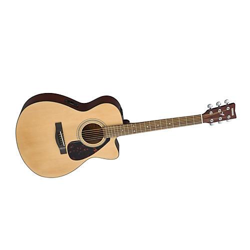 Yamaha F Series FSX315C Concert Cutaway Acoustic-Electric Guitar thumbnail
