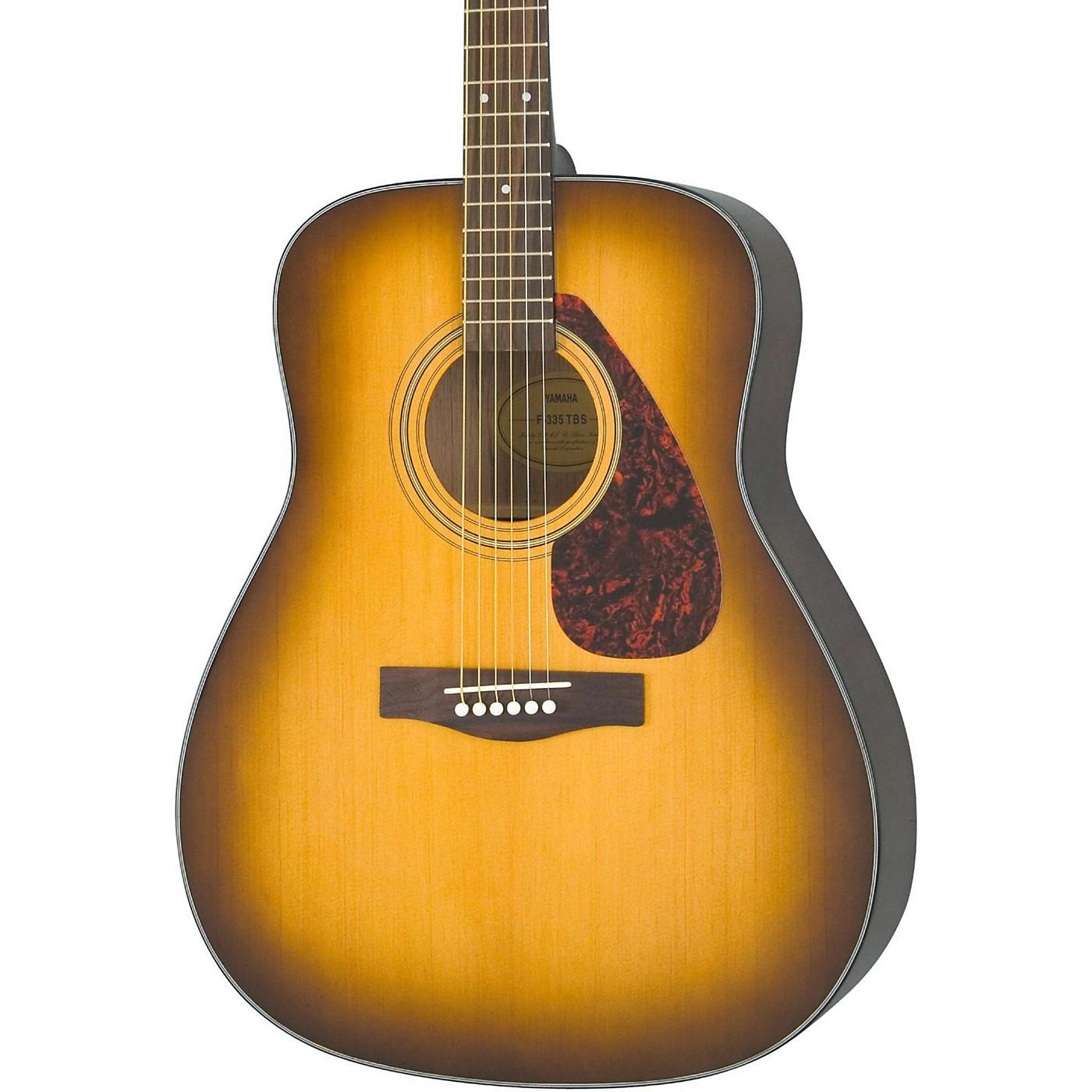 Yamaha F335 Acoustic Guitar thumbnail
