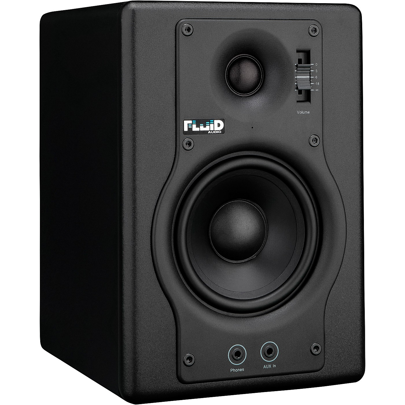Fluid Audio F4 Pair Black thumbnail