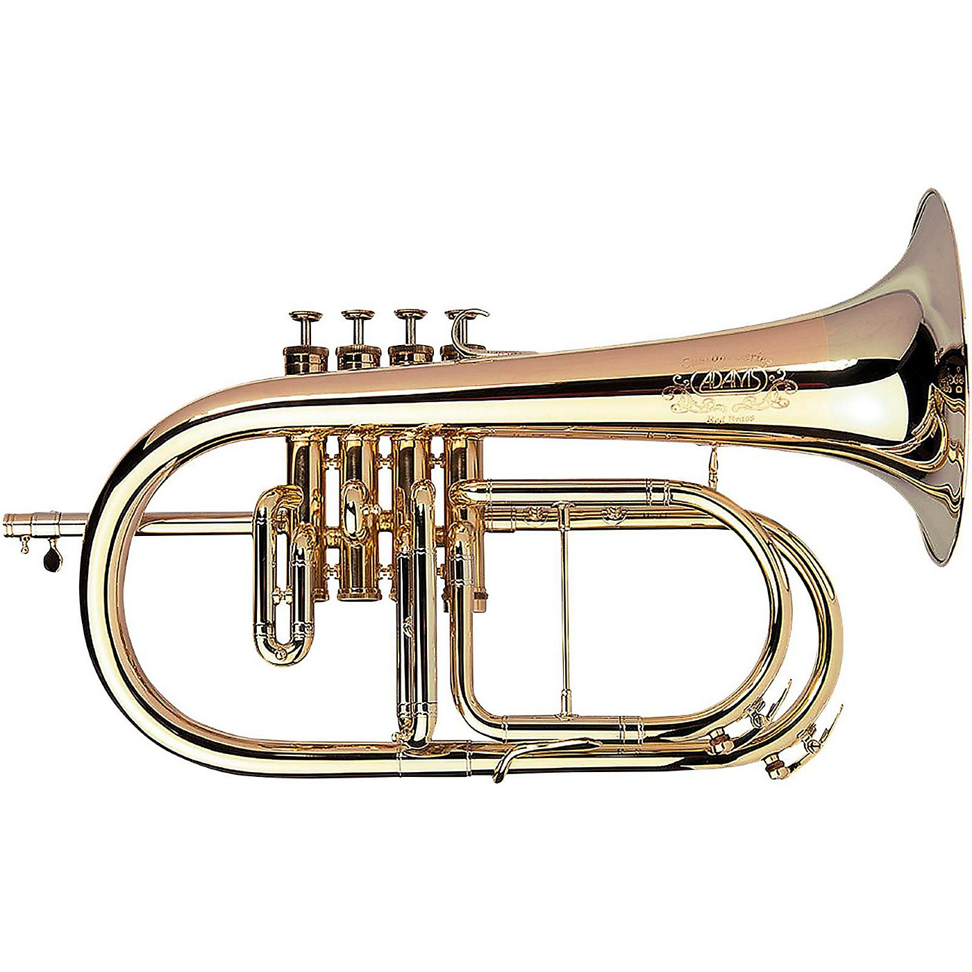 Adams F4 Selected Series Professional Bb Flugelhorn thumbnail