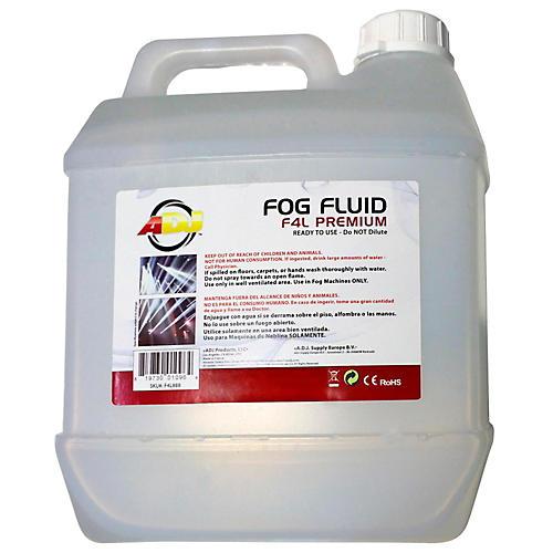 American DJ F4L Premium High Performance Fog Juice 4 Liter Size thumbnail