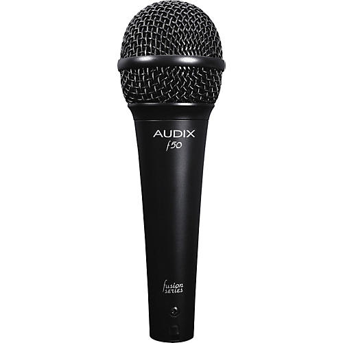 Audix F50 Dynamic Vocal Microphone thumbnail