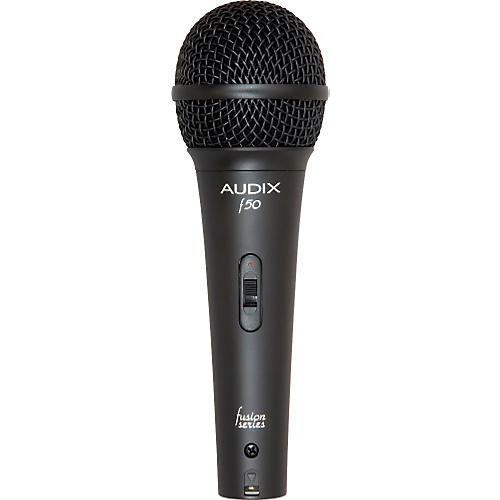 Audix F50-S Handheld Dynamic Vocal Microphone thumbnail