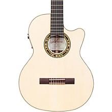 Kremona F65CW Fiesta Cutaway Acoustic-Electric Classical Guitar