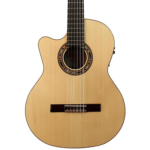 Kremona F65CW Left-Handed Classical Acoustic-Electric Guitar thumbnail
