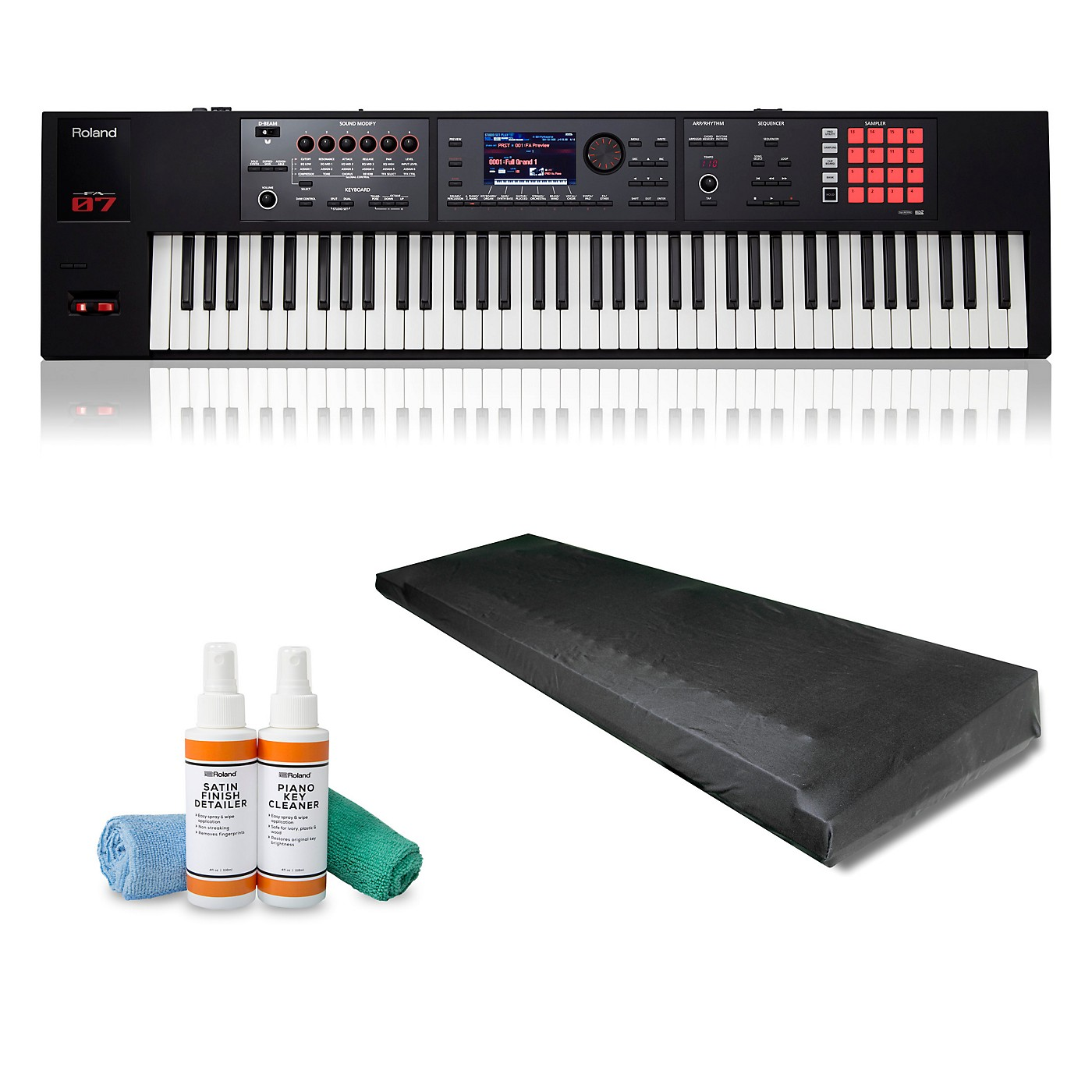 Roland FA-07 Essentials Kit thumbnail