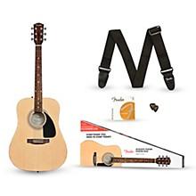 Fender FA-115 Dreadnought Acoustic Guitar Pack