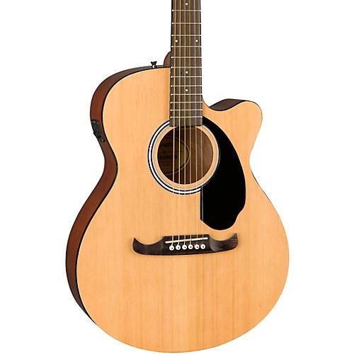 Fender FA-135CE Concert Acoustic-Electric Guitar thumbnail