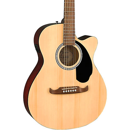 Fender FA-135CE Concert Acoustic-Electric Guitar thumbnail