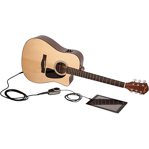 Fender FA-300CE Slide Acoustic-Electric Guitar Pack thumbnail