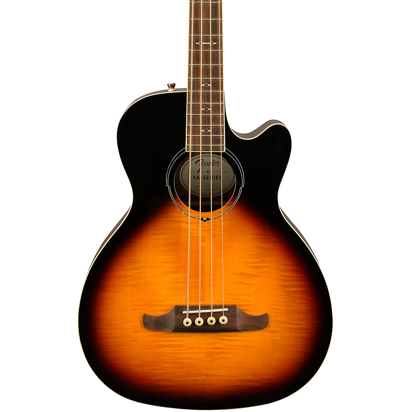 Fender FA-450CE Acoustic-Electric Bass thumbnail