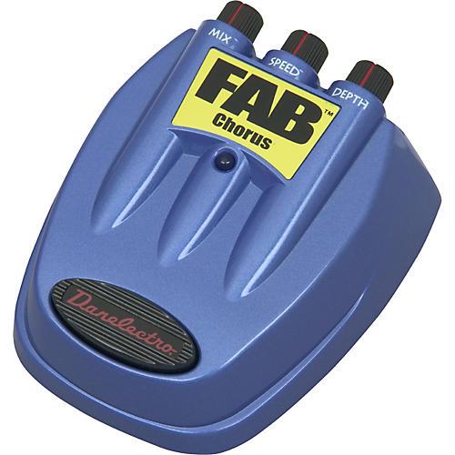 Danelectro FAB Chorus Guitar Effects Pedal thumbnail