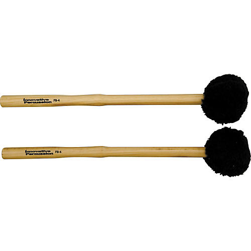 Innovative Percussion FB Field Series Marching Bass Drum Mallets thumbnail