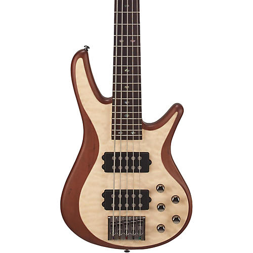 Mitchell FB705 Fusion Series 5-String Bass Guitar with Active EQ thumbnail
