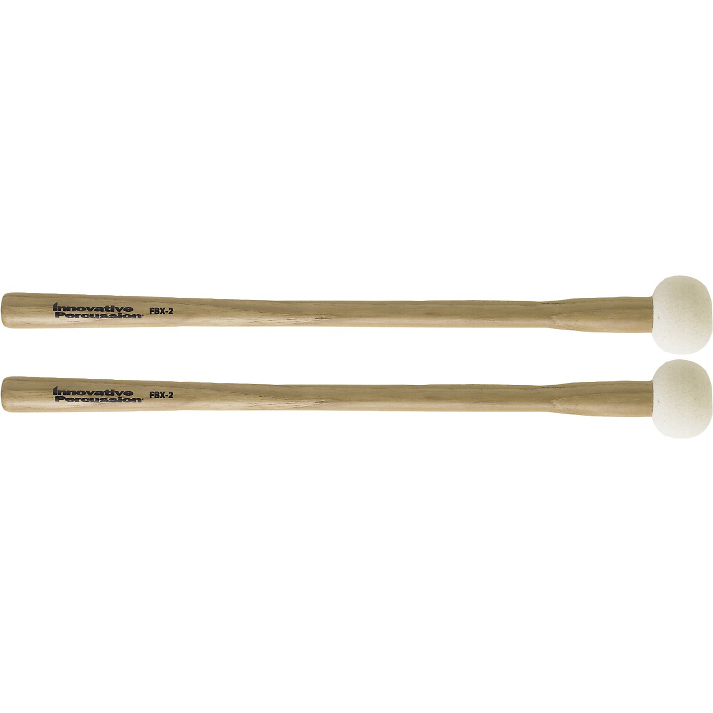 Innovative Percussion FBX Field Series Marching Bass Mallets thumbnail