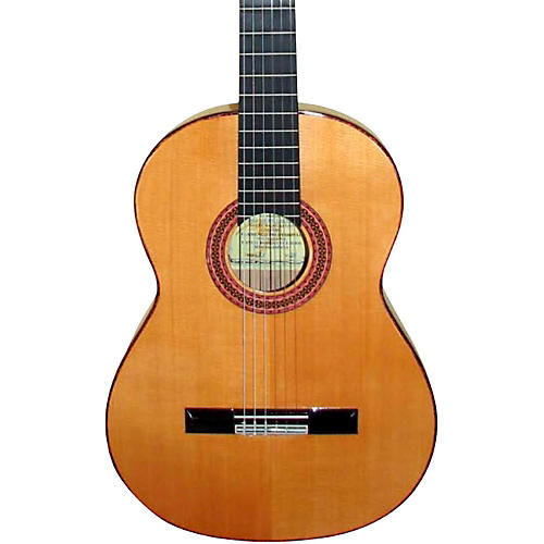 Manuel Rodriguez FF Flamenco Style Nylon String Guitar thumbnail