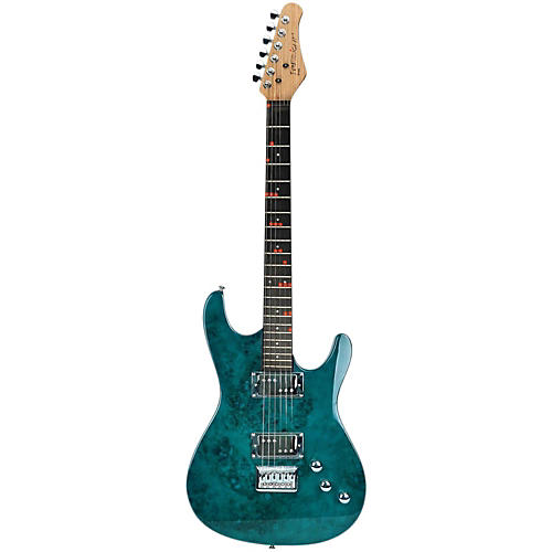 Fretlight FG-561 Pro Electric Guitar with Built-in Lighted Learning System thumbnail