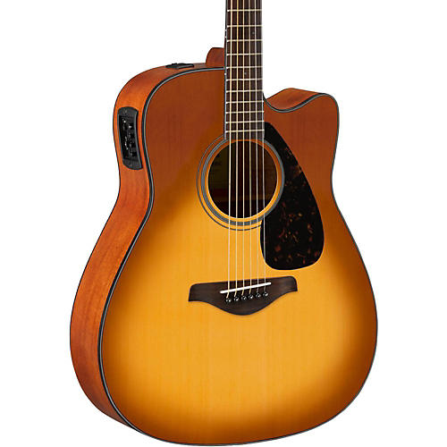 Yamaha FG Series FGX800C Acoustic-Electric Guitar thumbnail