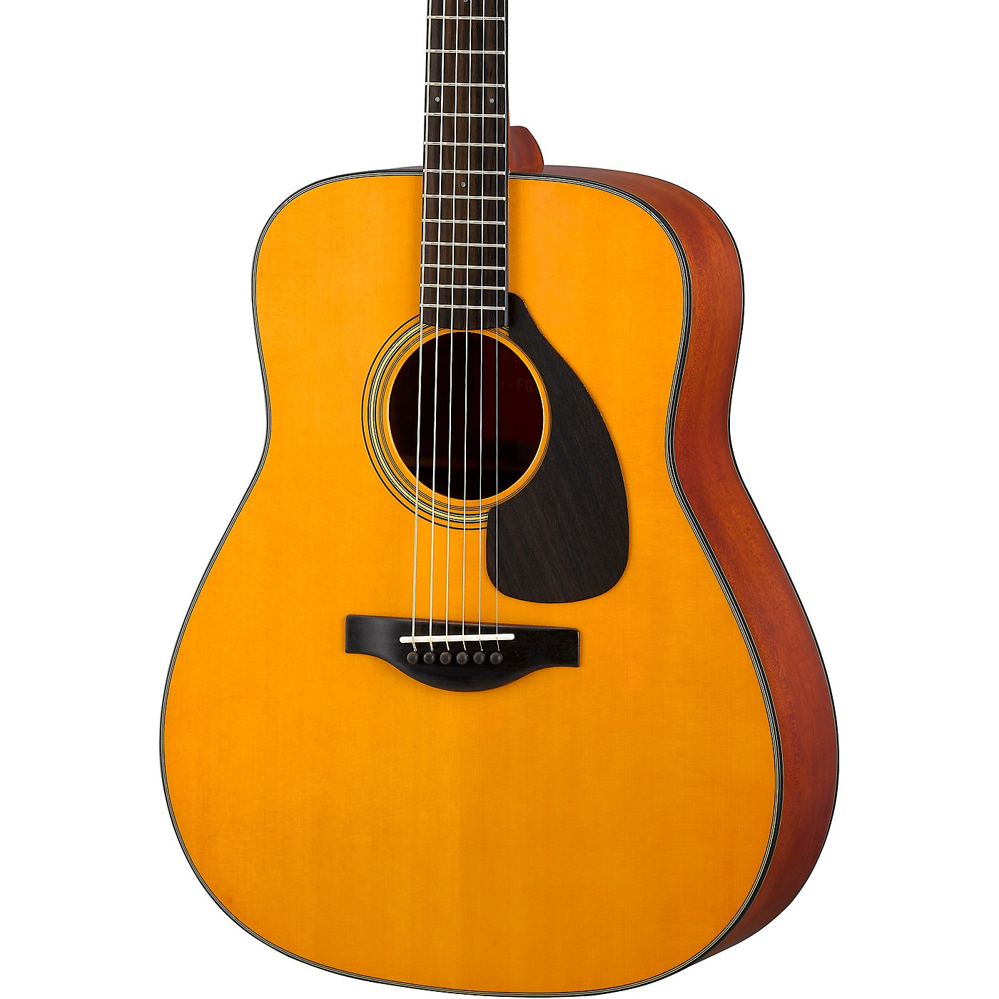 Yamaha FG5 Red Label Dreadnought Acoustic Guitar thumbnail