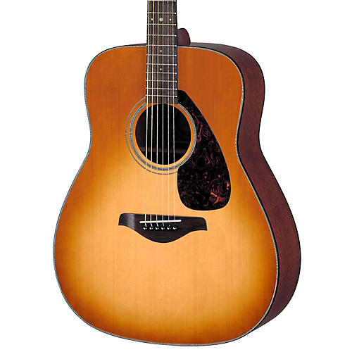 Yamaha FG710S Folk Acoustic Guitar thumbnail