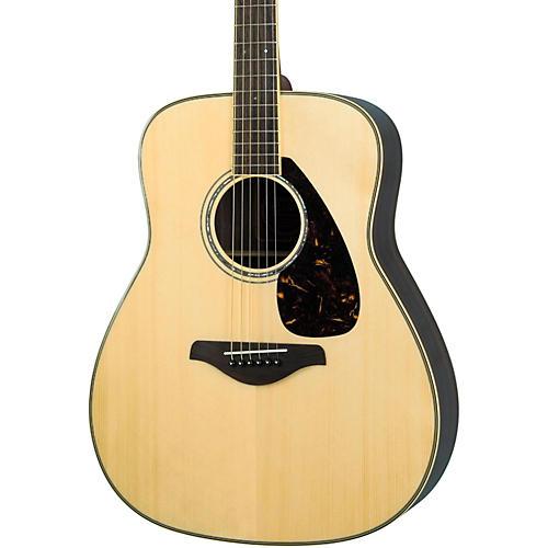 Yamaha FG730S Solid Top Acoustic Guitar-thumbnail