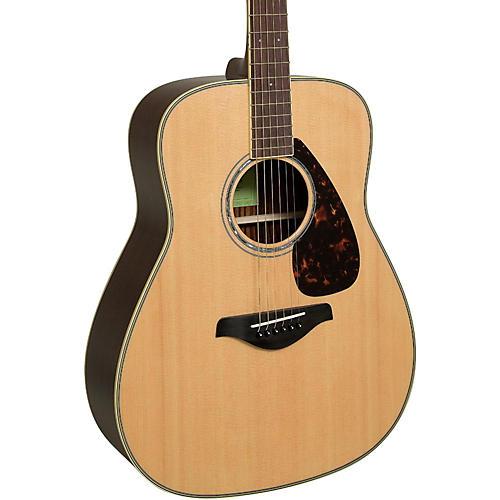 Yamaha FG830 Dreadnought Acoustic Guitar thumbnail