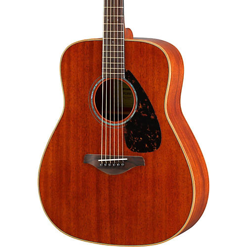 Yamaha FG850 Dreadnought Acoustic Guitar thumbnail