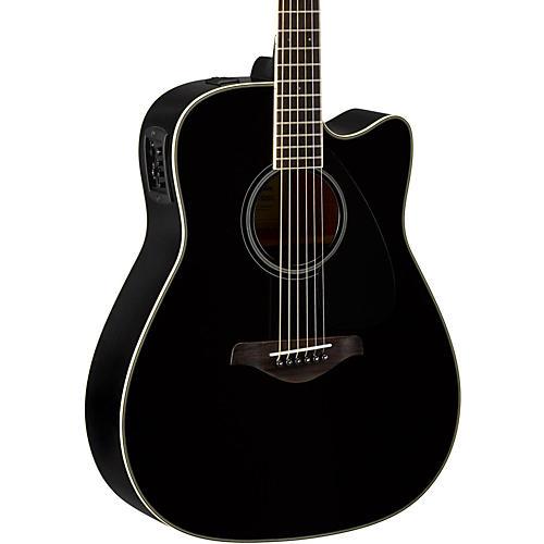 Yamaha FGX820C Dreadnought Acoustic-Electric Guitar thumbnail