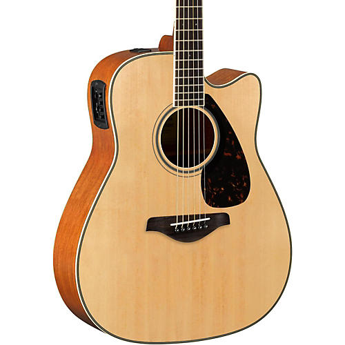 Yamaha FGX820C Dreadnought Acoustic-Electric Guitar thumbnail
