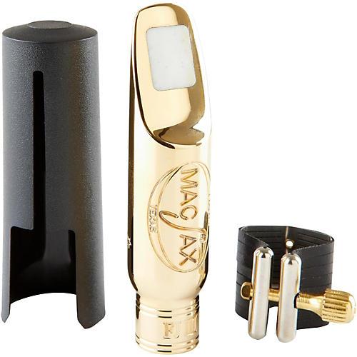 MACSAX FJ-III Gold Plated Tenor Saxophone Mouthpiece thumbnail