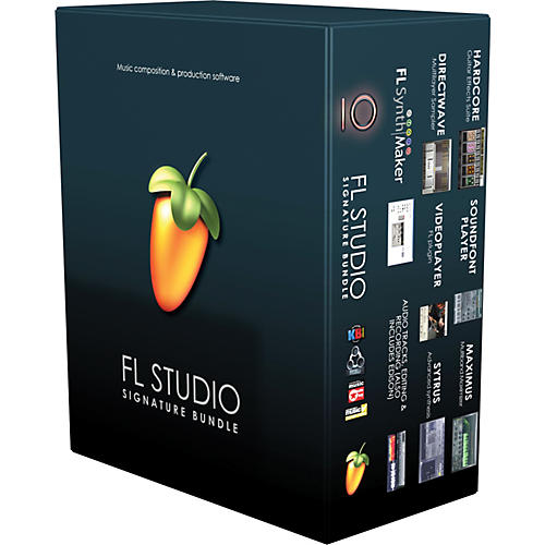 Image Line FL Studio 10 Signature Bundle Edu 1-User with Free Upgrade to Version 11 thumbnail