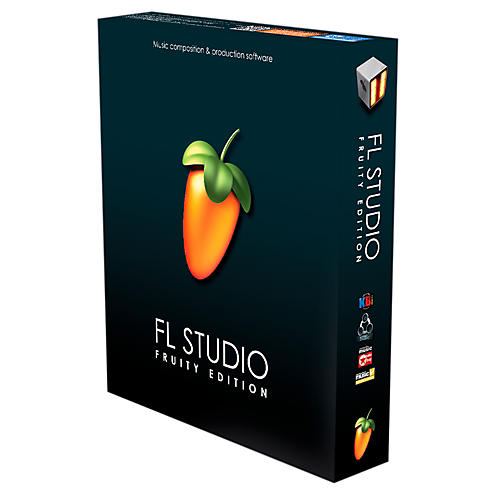 Image Line FL Studio 11 Fruity Loops Edition thumbnail
