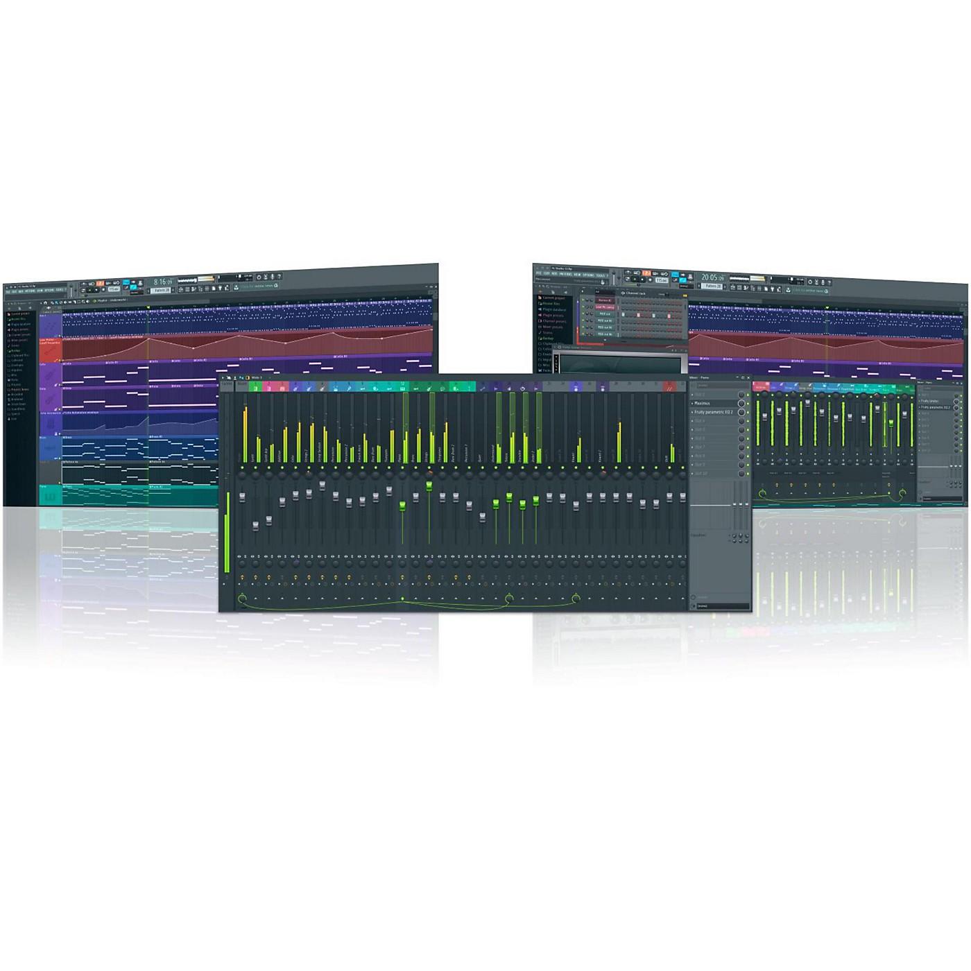 Image Line FL Studio 20 Fruity Edition (Download) thumbnail