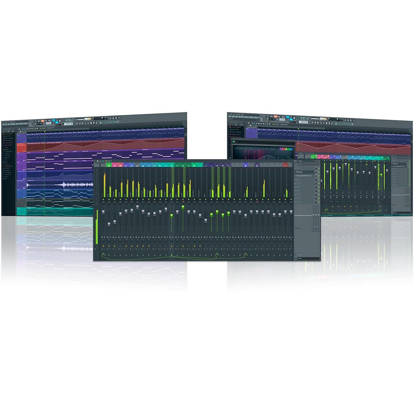 Image Line FL Studio 20 Producer Edition (Download) thumbnail