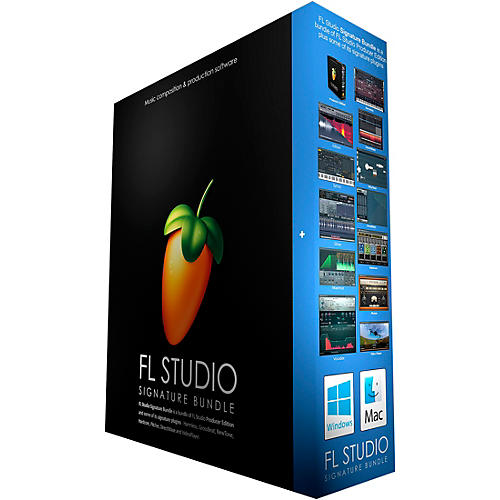 Image Line FL Studio 20 Signature Edition (Box) thumbnail