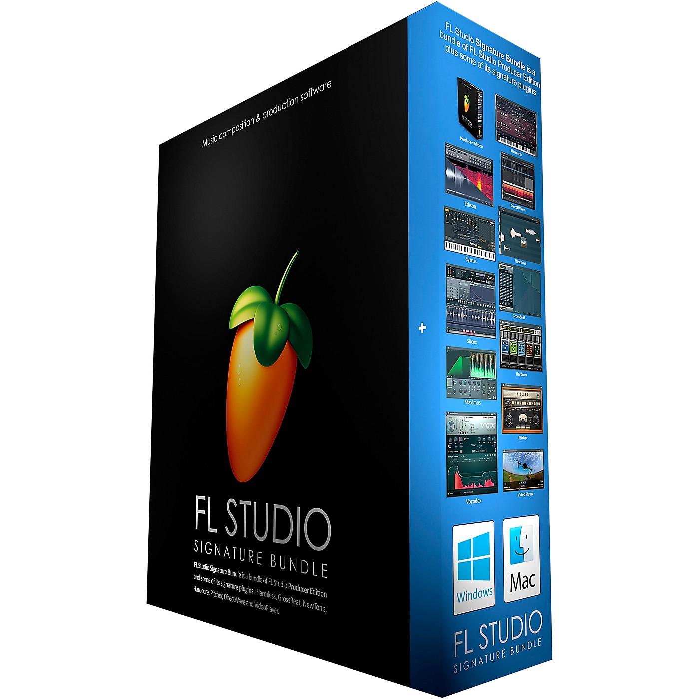 Image Line FL Studio 20 Signature Edition (Boxed) thumbnail
