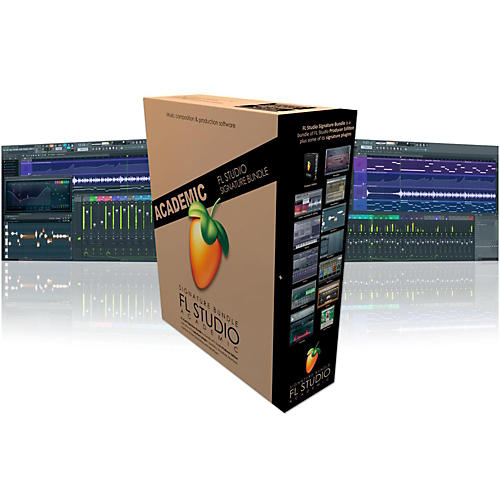 Image Line FL Studio Signature - Academic Edition thumbnail