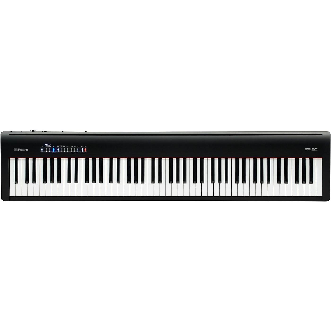 Roland FP-30 DIGITAL PIANO thumbnail