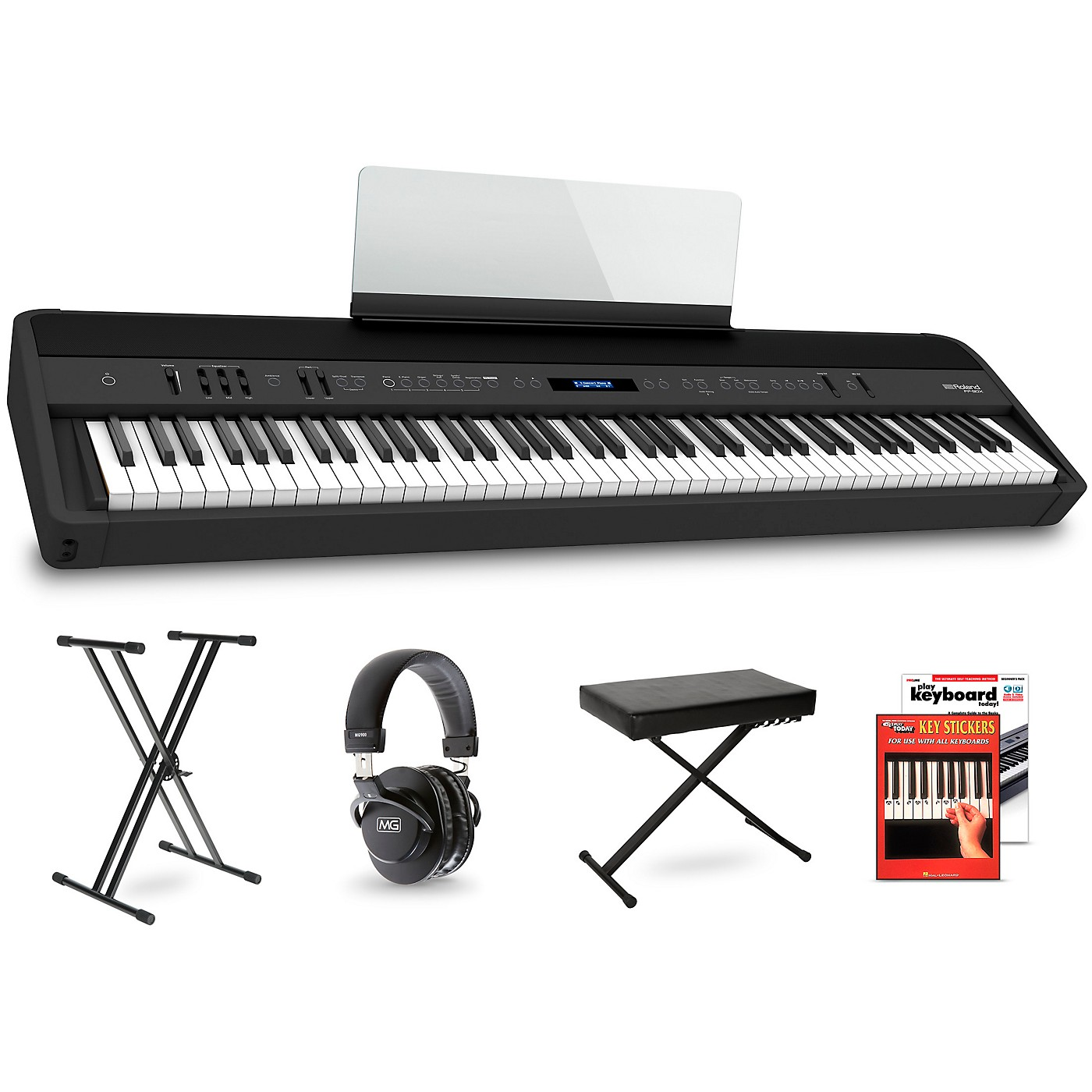 Roland FP-90X Digital Piano Package thumbnail