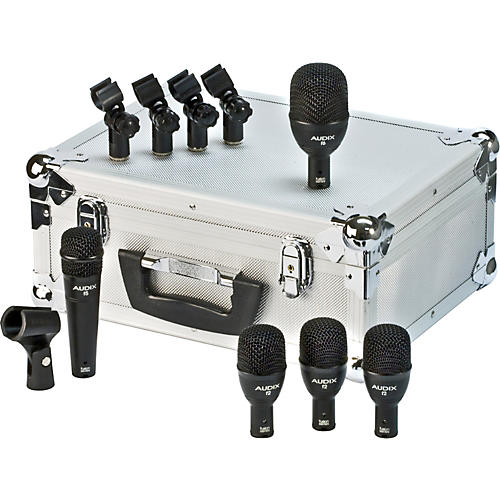 Audix FP5 Drum Mic Pack thumbnail