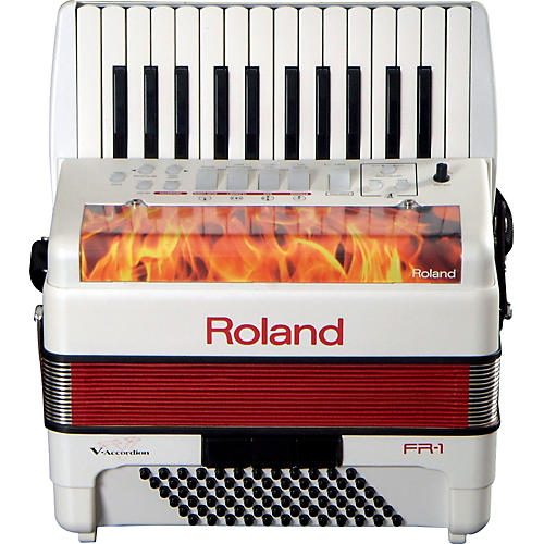Roland FR-1 V-Accordion Piano or Button Type thumbnail