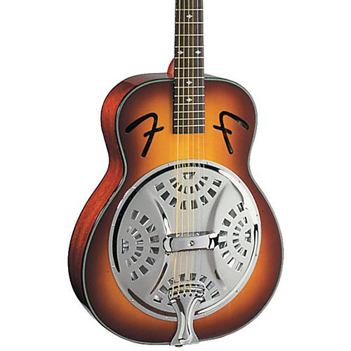 Fender FR-50 Resonator Guitar-thumbnail